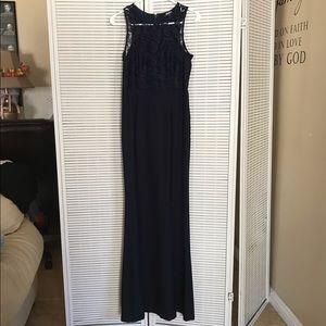 Formal Full Length Prom Dress